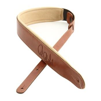 بند گیتار پی آر اس Prs Leather Signature Strap-Cognac and Tan