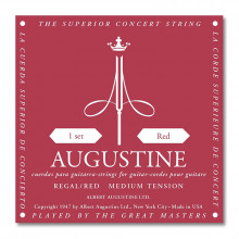 قیمت خرید فروش سیم گیتار کلاسیک آگوستین Augustine Regal-Red