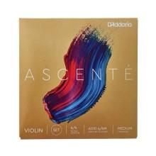 قیمت خرید فروش سیم ویولن داداریو D'Addario Ascenté Violin String Set, 4/4 Scale, Medium Tension