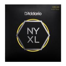 قیمت خرید فروش سیم گیتار الکتریک داداریو D'Addario NYXL0946 Nickel Wound Super Light Top