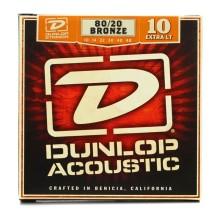 قیمت خرید فروش سیم گیتار آکوستیک دانلوپ Dunlop DAB1048 10 Extra Light