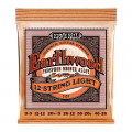 قیمت خرید فروش سیم گیتار ارنیبال Ernie Ball 2153 Earthwood Phosphor Bronze 12-String Acoustic Strings