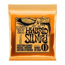 قیمت خرید فروش سیم گیتار الکتریک ارنی بال Ernie Ball 2222 Hybrid Slinky Nickel Wound Electric Strings