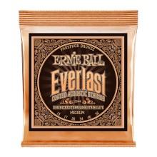 قیمت خرید فروش سیم گیتار آکوستیک ارنی بال Ernie Ball 2544 Everlast Coated Phosphor Bronze Medium Acoustic Strings