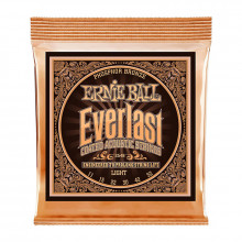 قیمت خرید فروش سیم گیتار آکوستیک ارنی بال Ernie Ball 2548 Everlast Coated Phosphor Bronze Light Acoustic Strings
