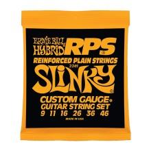 قیمت خرید فروش سیم گیتار الکتریک ارنی بال Ernie Ball 2241 Hybrid Slinky RPS 9 Electric Guitar Strings