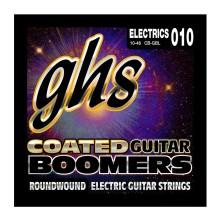 قیمت خرید فروش سیم گیتار الکتریک جی اچ اس GHS Coated Boomers Electric Guitar Strings 10-46