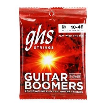 سیم گیتار الکتریک جی اچ اس GHS GBL Guitar Boomers Electric Guitar Strings 10-46