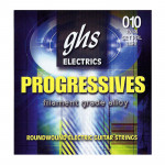 سیم گیتار الکتریک جی اچ اس GHS Progressives Electric Guitar Strings 10-46