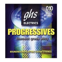 قیمت خرید فروش سیم گیتار الکتریک جی اچ اس GHS Progressives Electric Guitar Strings 10-46