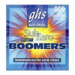 سیم گیتار الکتریک جی اچ اس GHS Sub-Zero Boomers Electric Guitar Strings 09-42