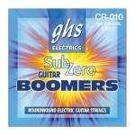 سیم گیتار الکتریک جی اچ اس GHS Sub-Zero Boomers Electric Guitar Strings 10-46