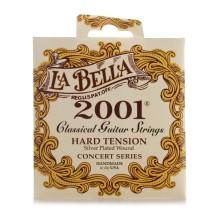قیمت خرید فروش سیم گیتار کلاسیک لابلا La Bella 2001 Classical – Hard Tension