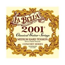 قیمت خرید فروش سیم گیتار کلاسیک لابلا La Bella 2001 Classical-Medium Hard Tension