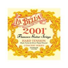 قیمت خرید فروش سیم گیتار کلاسیک لابلا La Bella 2001 Flamenco-Hard Tension