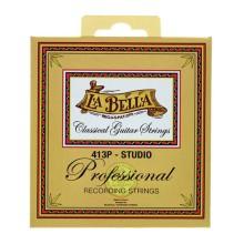 قیمت خرید فروش سیم گیتار کلاسیک لابلا La Bella 413P Professional Studio