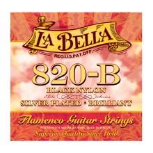 قیمت خرید فروش سیم گیتار کلاسیک لابلا La Bella 820-B