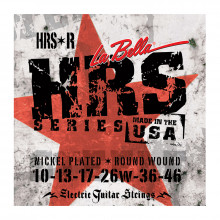 قیمت خرید فروش سیم گیتار الکتریک لابلا La Bella HRS Electric Guitar Strings HRS-R Regular 10-46