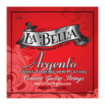 سیم گیتار لابلا La Bella SM Argento Extra Fine Silver Plating – Medium Tension