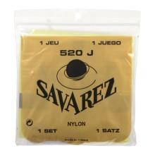 قیمت خرید فروش سیم گیتار کلاسیک ساوارز Savarez 520J High Tension