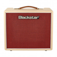 """قیمت خرید فروش آمپلی فایر گیتار بلک استار Blackstar Studio 10 6L6 1x12"""" 10-watt Tube Combo Amp - Cream/Red"""