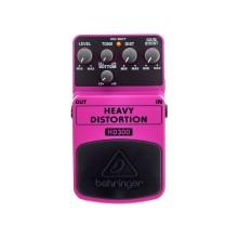 قیمت خرید فروش افکت گیتار الکتریک بهرینگر Behringer HD300 Heavy Distortion Pedal