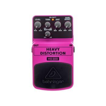 افکت گیتار الکتریک بهرینگر Behringer HD300 Heavy Distortion Pedal