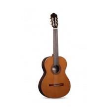 قیمت خرید فروش گیتار کلاسیک آلمانزا Almansa 424 Ziricote