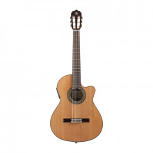 قیمت خرید فروش گیتار کلاسیک الحمرا Alhambra 5F-CW E2