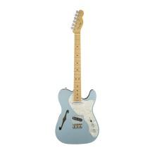 قیمت خرید فروش گیتار الکتریک فندر Fender American Elite Telecaster Thinline - Mystic Ice Blue w/ Maple Fingerboard