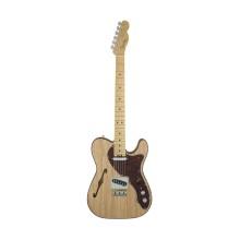 قیمت خرید فروش گیتار الکتریک فندر Fender American Elite Telecaster Thinline - Natural w/ Maple Fingerboard