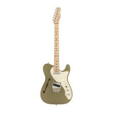 قیمت خرید فروش گیتار الکتریک فندر Fender American Elite Telecaster Thinline - Satin Jade Pearl Metallic w/ Maple Fingerboard