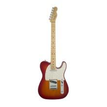 قیمت خرید فروش گیتار الکتریک فندر Fender American Elite Telecaster - Aged Cherry Burst w/ Maple Fingerboard