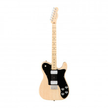 قیمت خرید فروش گیتار الکتریک فندر Fender American Professional Deluxe ShawBucker Telecaster - Natural w/ Maple Fingerboard