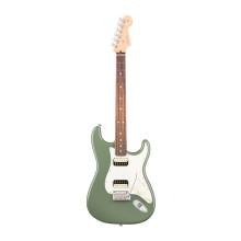 قیمت خرید فروش گیتار الکتریک فندر Fender American Professional HH Shawbucker Stratocaster - Antique Olive w/ Rosewood Fingerboard
