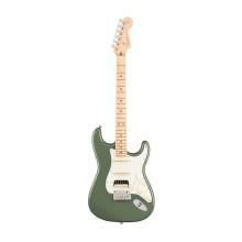 قیمت خرید فروش گیتار الکتریک فندر Fender American Professional HSS Shawbucker Stratocaster - Antique Olive w/ Maple Fingerboard