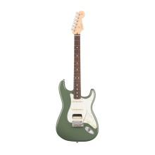 قیمت خرید فروش گیتار الکتریک فندر Fender American Professional HSS Shawbucker Stratocaster - Antique Olive w/ Rosewood Fingerboard