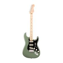 قیمت خرید فروش گیتار الکتریک فندر Fender American Professional Stratocaster - Antique Olive w/ Maple Fingerboard