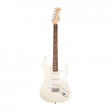 قیمت خرید فروش گیتار الکتریک فندر Fender American Professional Stratocaster - Olympic White w/ Rosewood Fingerboard
