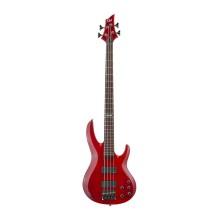 قیمت خرید فروش گیتار بیس ال تی دی LTD B-154DX See Thru Red