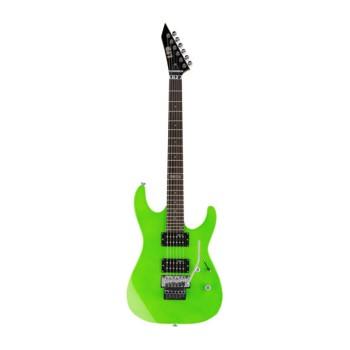 گیتار الکتریک  ESP LTD M-50FR NGR Neon Green