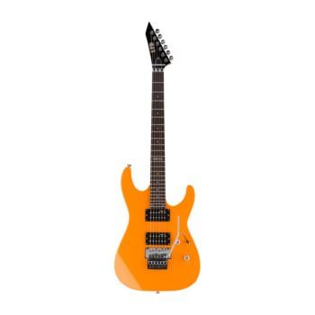 گیتار الکتریک  ESP LTD M-50FR Neon Orange