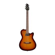قیمت خرید فروش گیتار آکوستیک گودین Godin A6 Ultra Cognac Burst HG