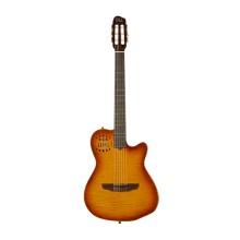 قیمت خرید فروش گیتار آکوستیک گودین Godin ACS Light Burst Flame Nylon HG