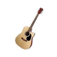قیمت خرید فروش گیتار آکوستیک هافنر Hofner HAS-DC01