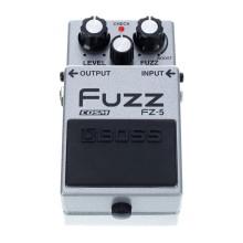 قیمت خرید فروش افکت گیتار الکتریک باس BOSS FZ-5