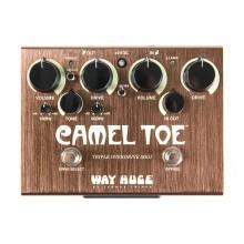 قیمت خرید فروش افکت گیتار الکتریک دانلوپ Dunlop WHE209 Way Huge Camel Toe Triple Overdrive MKII