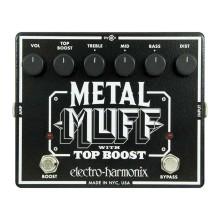 قیمت خرید فروش افکت گیتار الکتریک الکترو هارمونیکس Electro-Harmonix Metal Muff