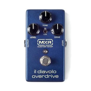 افکت گیتار الکتریک ام ایکس آر MXR CSP036 IL Diavolo Overdrive