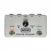 قیمت خرید فروش افکت گیتار الکتریک ام ایکس آر MXR Clone Looper M303